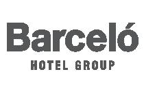 Logo barcelo hoteles