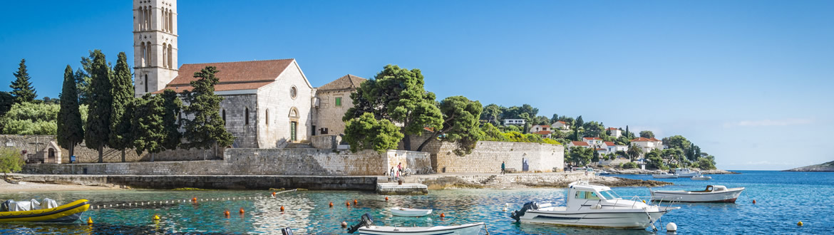Croatia: Split and Hvar, tailor-made