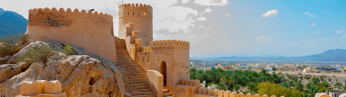 Emirates and Oman: From the Persian Gulf to the Indian Ocean, classic tour