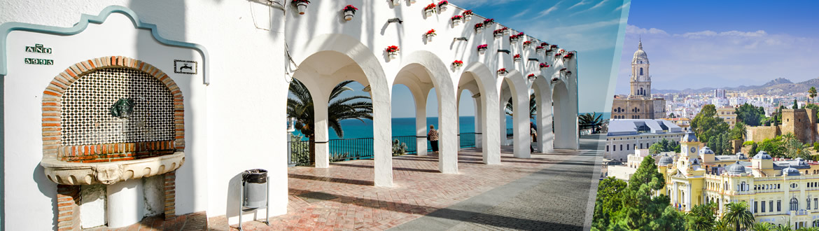Spain: Malaga and Costa del Sol, tailor-made including beach holiday