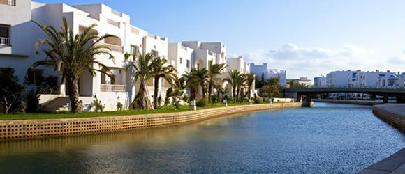 Hotels in Yasmine Hammamet